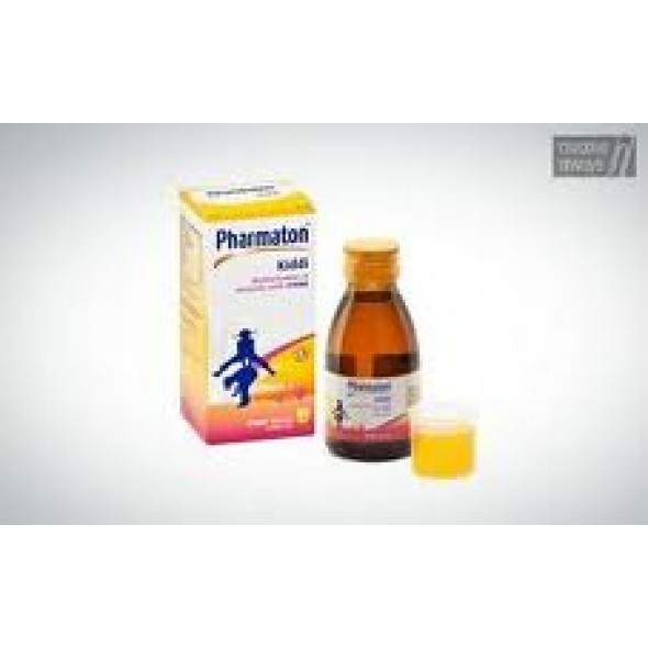 Pharmaton Kiddi Syrup Bottle
