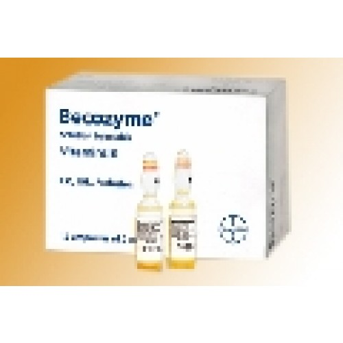Becozyme Amp Inj 2ml