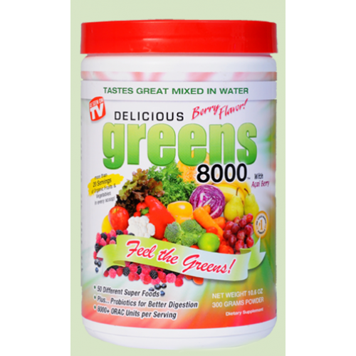 Greens 8000 Berry
