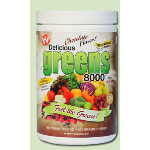 Greens 8000 Chocolate