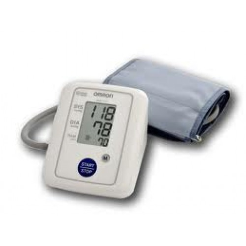 Omron HEM-7117 blood pressure monitor
